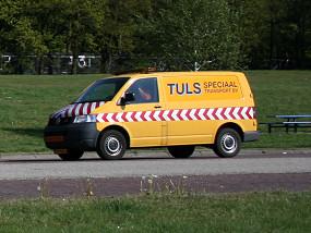 Speciaal transport begeleiding